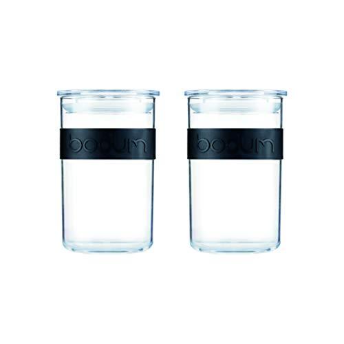 Bodum K11828-01Sa Bocal, Plastique, Noir, 0,6 L