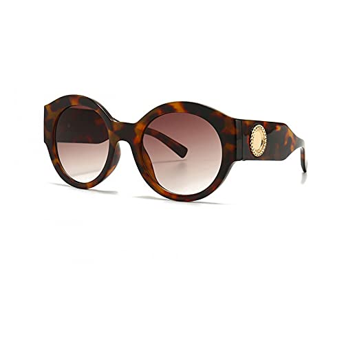 LUOXUEFEI Gafas De Sol Gafas De Sol Mujer Gafas Espejo