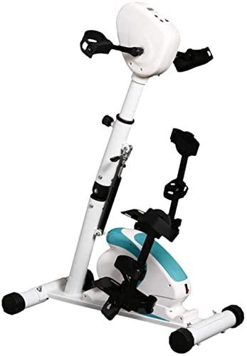 Pedal eléctrico Bicicleta estática máquina de rehabilitación Brazo Pierna Rodilla recuperación médico Vendedor Ambulante promueve Ci Fitness Equipo de rehabilitación-B