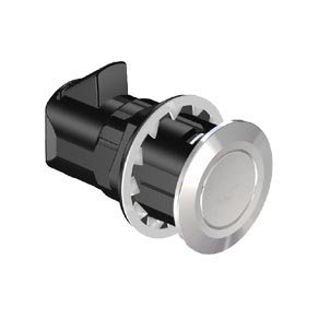 Southco MP-05-312-11 Plastic; Chrome Round C Some reservation Recommendation Push to Latch Close