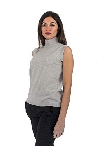 Mivania Cashmere Twin-Set - D1800180, Weiß M