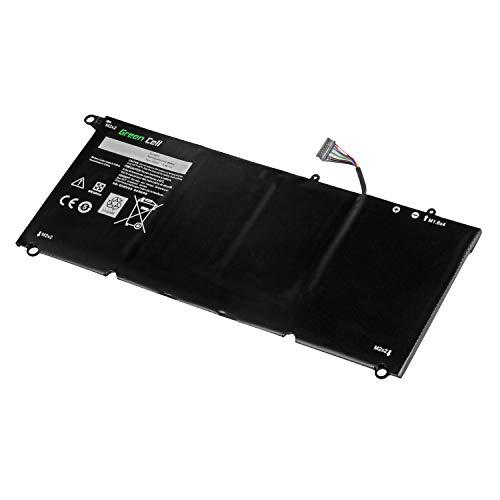Green Cell Akku für Dell XPS 13 9343 9350 P54G P54G001 P54G002 Laptop (5600mAh 7.4V Schwarz)
