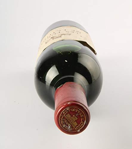 LES FORTS DE LATOUR 1974 - Second vin - (Etiqueta dañada)