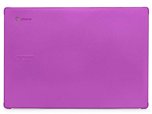 mCover Hard Shell Case for 2019 14' Acer Chromebook 14 CB514 Series Laptop (Acer CB514 Purple)
