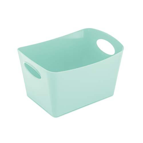 Koziol 5745667 BOXXX S, Spa Turquoise, 128x187x108 mm