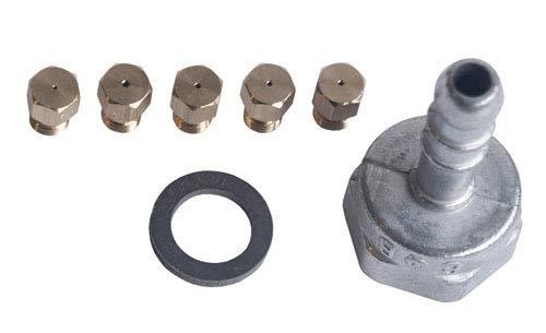 SACHET INJECTEURS GAZ BUTANE POUR CUISINIERE FAR - 900213