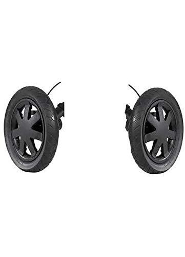 Quinny Buzz & #/ ; Noir Roues Choisir 1 x avant et 2 x arrière de roue arrière 100% authentique