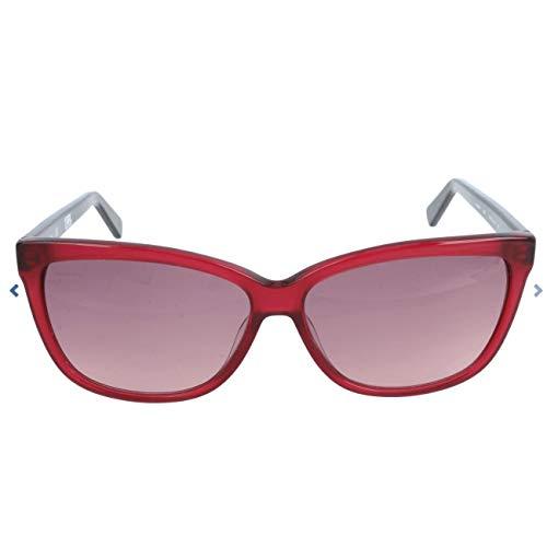 Karl Lagerfeld Sonnenbrille Ks6007 Gafas de sol, Rojo (Rot), 57.0 Unisex Adulto