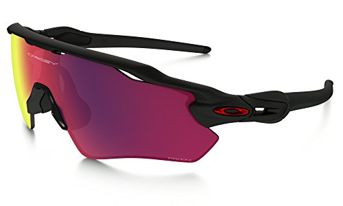 Oakley Radar EV Path Sunglasses Matte Black/Prizm Road & Cleaning Kit Bundle