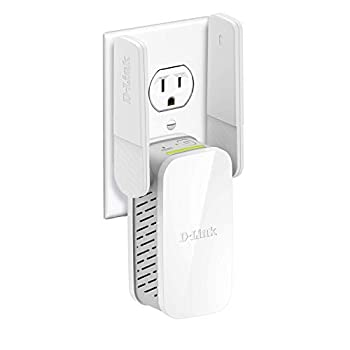 D-Link AC1200 Dual-Band Wi-Fi Range Extender/Wireless Repeater/Access Point for Best Wi-Fi Coverage for Smart Home and Alexa Devices  DAP-1610-US   Renewed