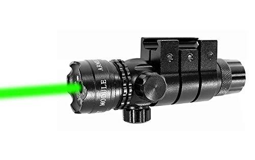 Mossberg 500 Green Sight Weaver Picatinny Base Mount Adapter Aluminum Black Hunting Tactical Class IIIA 635nM Less Than 5mW