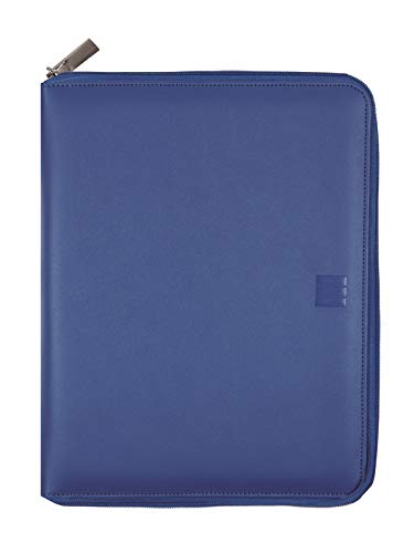 Finocam – 2022 1 Day Page Diary, January 2022 to December 2022 (12 months) 500 – 117 x 181 mm Open Zip Organiser Catalan Blue