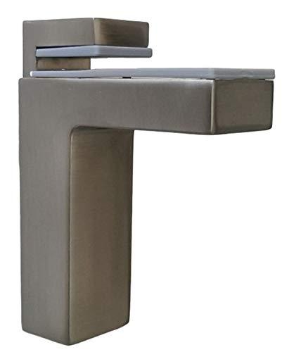 1 glazen plankdrager 8 tot 50 mm plateau dragers plankdragers plankdragers *506-07