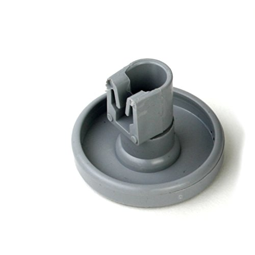 8 Korbrollen Unterkorb unten Rollen Räder Spülmaschine Geschirrspüler Ersatz für Progress PV1530 PVS1530, 5028696500-4, 5028696400-7