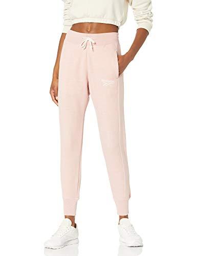 Reebok Training Essentials Melange Pants  Glass Pink  M