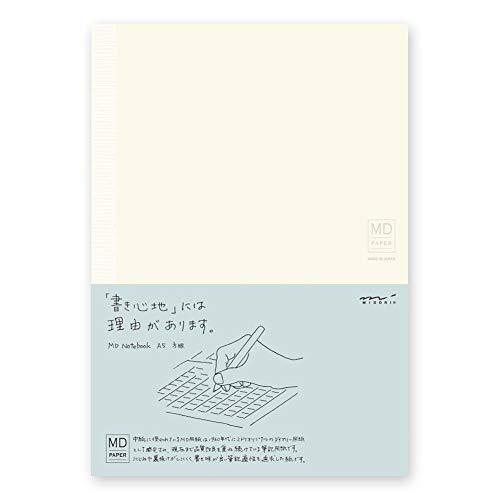 �2 Midori MD Notebook - A5 Grid Paper