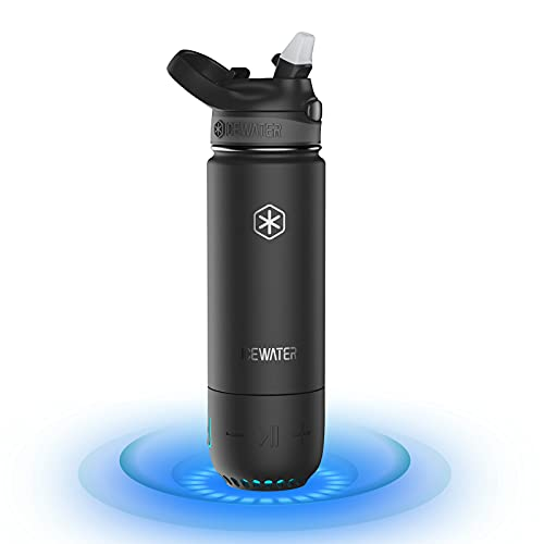 ICEWATER 3-in-1 Insulated Smart Water Bottle(Glows to Remind You...