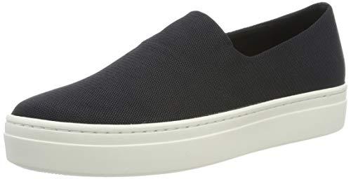 Vagabond Damen Camille Slip On Sneaker, Schwarz (Black 20), 36 EU