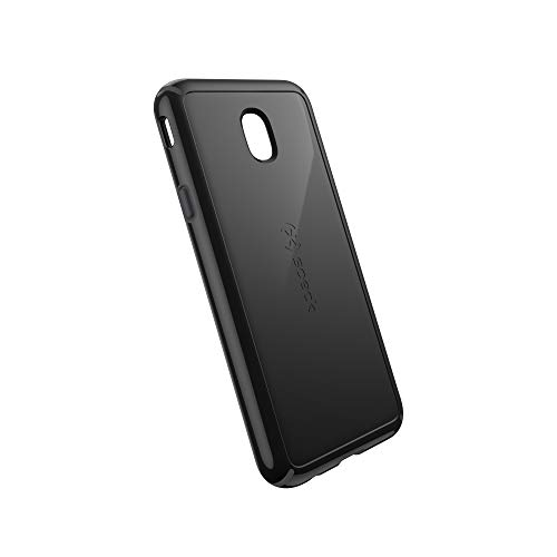 Speck Products Samsung Galaxy J7 Case (2018), Gemshell, Black/Slate Grey