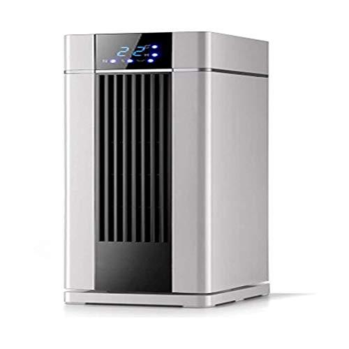 Calentador de calefacción de la habitación, calentador de espacio vertical de cerámica 2000W, ventilador caliente con termostato ajustable inteligente y 3 modos de calefacción, adecuados for el hogar