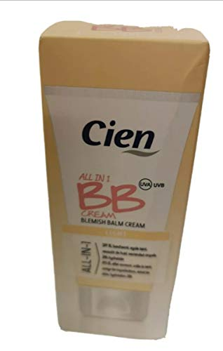 Cien All in 1 BB Cream Blemish Balm Cream 50 ml LIGHT/heller Hauttyp