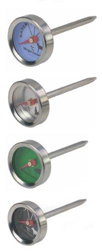 Sunartis T343AL Grill- und Fleischthermometer Set