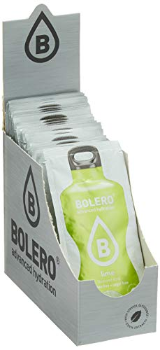Bolero Drinks Lime 24 x 9g