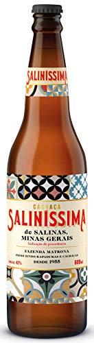 Cachaça Salinissima 600Ml