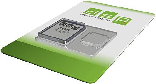 8GB Speicherkarte für Pentax Optio E75