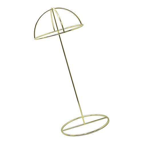 perfeclan Tête de Mannequin Support et Affichage Chapeaux,Perruque,Bonnet,Style élégant et Moderne - L