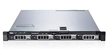Dell PowerEdge R420 Server | 2X E5-2450 2.1GHz = 16 Cores | 64GB RAM | H310 | 4X 3TB SAS  Renewed