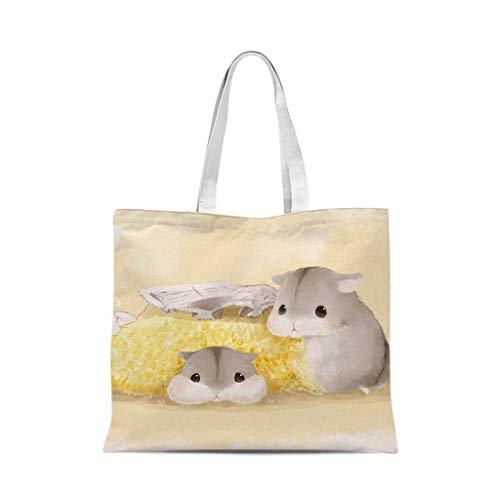 XXT Umweltschutz-Beutel-Retro- Nette eine Schulter Tasche Stoff Umweltschutz Tasche (Color : I, Size : 40 * 45cm)
