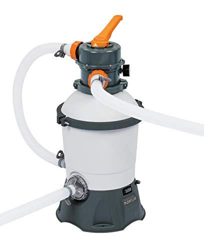 Bestway Flowclear Pool Sandfilteranlage, mit integriertem ChemConnect-Dosierer