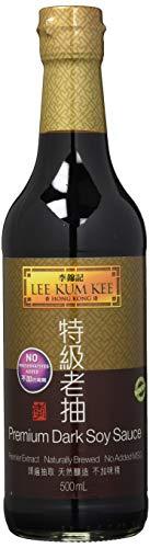 Lee Kum Kee Sojasauce, dunkel, premium, 1er Pack (1 x 500 ml)