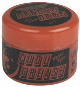 Cool Grease Pomade Middle - 87g - Apple Fragrance