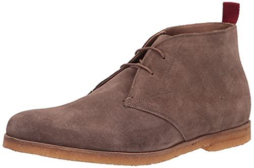Ted Baker Men's Desert Boots Ankle, Stone, 10