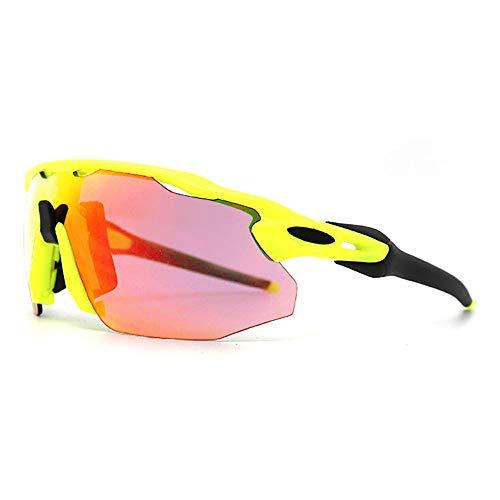 ZoliTime Radfahren Brille polarisierte Sonnenbrille Männer und Frauen Sport Brille 4 Objektiv 2019 Sport Sonnenbrille BMX Motorrad Brille
