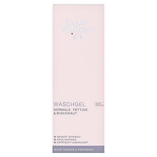 Facial Wash Gel - Non-scented by Louis Widmer