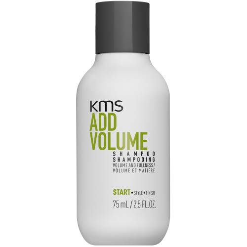 KMS California Addvolume - Champú (3 unidades de 75 ml)