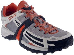 Teva Mens X-1 - Footwear  Men's Footwear  Men's Hiking Boots Silver