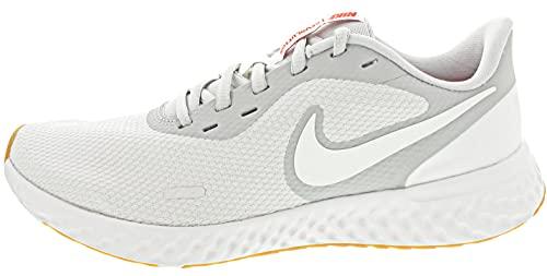 Nike Revolution 5, Scarpe da Corsa Uomo, Grigio Verde, 46 EU