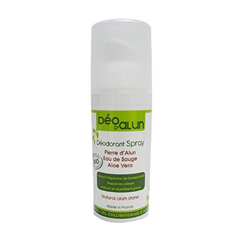 MKL Green Nature Déo d'Alun Spray 75ml