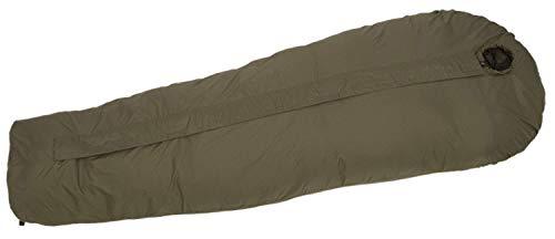 世界の冒険家も使用しているシュラフDefence 1 Top 最低使用温度-12℃ Made in Europe マミー型 寝袋 キャン...