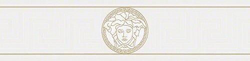 A.S. Creation 935223línea Versace 3patrón papel pintado para pared, multicolor