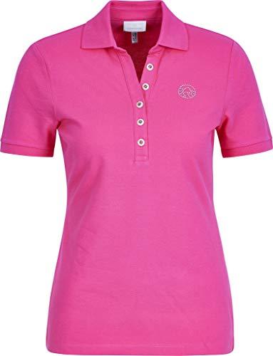 Sportalm Damen Poloshirt Größe 40 EU Pink (pink)