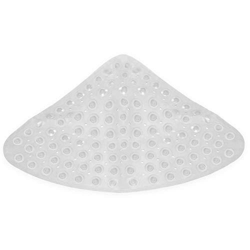 Alfombra de ducha de esquina | Alfombrillas antideslizantes