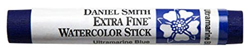 Daniel Smith 284670038 Extra Fine Watercolor Stick 12ml Paint Tube, Ultramarine Blue