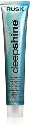 RUSK Deepshine Pure Pigments Conditioning Cream Color, Light Blonde, 3.4 oz