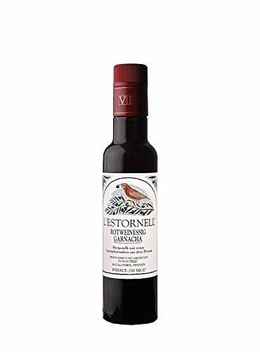 L\'Estornell - Vinagre de vino tinto L\'Extornell