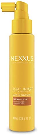 Nexxus Scalp Inergy Leave in Conditioner For Damaged Hair Deep Conditioner Paraben Free 3 3 product image